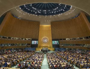The 2020 UN General Assembly resolution on pension matters has been published