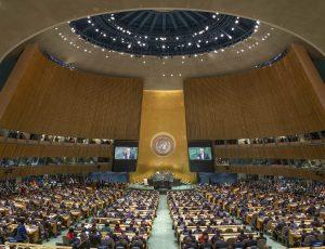 La resolution de 2020 de l'Assemblée générale des Nations Unies sur les questions de retraite vient d'être publiée