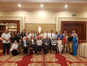 Mission to Jordan and Lebanon: The Fund reaches out to participants, retirees and HR specialists