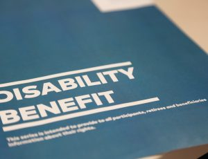 The Disability Benefit booklet has been updated