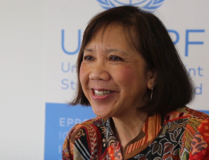 Message from Janice Dunn Lee, Acting CEO