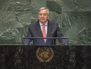 Letter from the UN Secretary-General to UNJSPF participants, retirees and beneficiaries