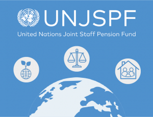 UNJSPF, a Top Scorer in Responsible Investment, Showing Commitment to Sustainable Development