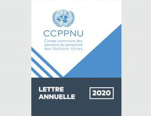 La lettre annuelle 2020 est maintenant disponible