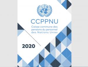 Consultez la brochure 2020 sur la Caisse de pensions des Nations Unies