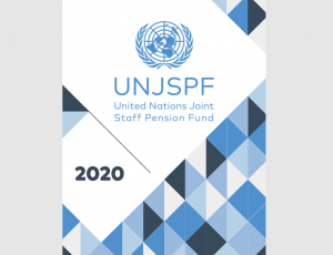 Check out the 2020 Brochure about the UN Pension Fund