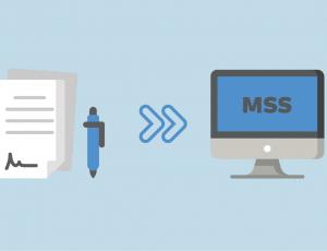 Les documents officiels peuvent maintenant être soumis à la Caisse en version eletronique dans l'Espace client (MSS)