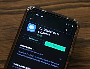 Retraités et bénéficiaires : nouvelle version de l'application CE numérique désormais en espagnol